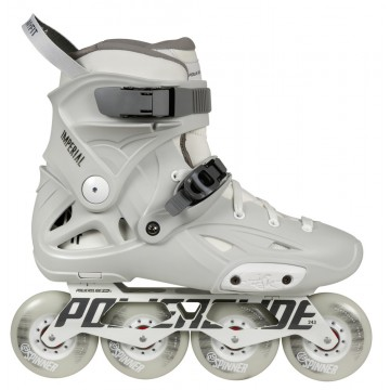 Rolki Powerslide Imperial One 80 Grey