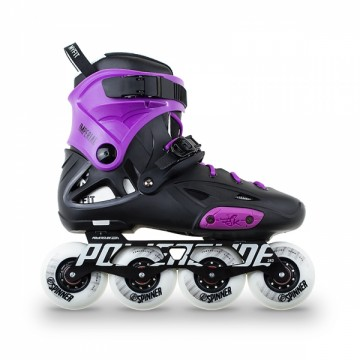 Rolki Powerslide Imperial One 80 Black/White