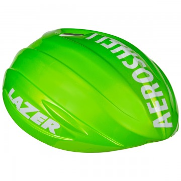 Nakładka na kask Aeroshell Lazer Blade Flash Green