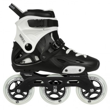 Rolki Powerslide Imperial SuperCruiser Black/White