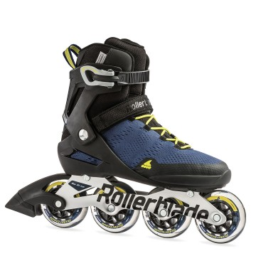 Rolki Rollerblade Spark 84 Twilight Blue/Lime