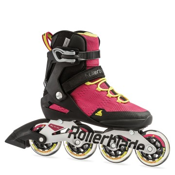 Rolki Rollerblade Spark 84 Twilight Strawberry/Lime
