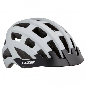 Kask LAZER Petit DLX White Matt + LED