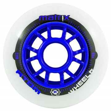 Koła ATOM MATRIX Blue 84mm - 8 szt.