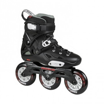 Rolki Powerslide Imperial One 80 - Black Crimson
