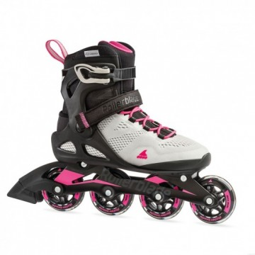Rolki Rollerblade Macroblade 80 Cool Grey Candy Pink