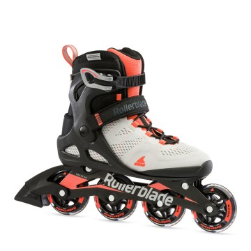 Rolki Rollerblade Macroblade 80 W Grey Coral
